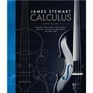 Single Variable Calculus Early Transcendentals, Volume I by Stewart, James, 9781305270343