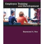 Employee Training &amp; Development by Noe, Raymond, 9780073530345