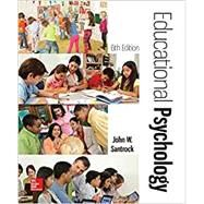 Educational Psychology by Santrock, John, 9781259870347