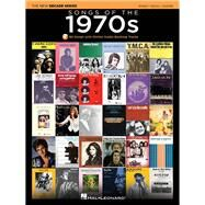 Songs of the 1970s by Hal Leonard Publishing Corporation, 9781495000348