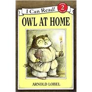 Owl at Home by Lobel, Arnold, 9780064440349