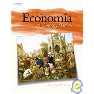 Principios de Economia/ Principles of Economics by Gregory, Mankiw, 9786074810349