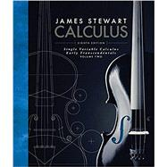 Single Variable Calculus Early Transcendentals, Volume II by Stewart, James, 9781305270350