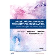 English Language Proficiency Assessments for Young Learners by Kim Wolf; Mikyung, 9781138940352