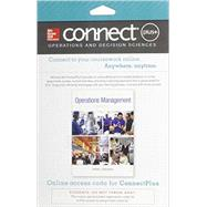 Connect 1-Semester Access Card for Operations Management by Stevenson, William J, 9780077640354