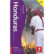 Footprint Handbook Honduras by Arghiris, Richard, 9781910120354