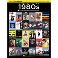 Songs of the 1980s by Hal Leonard Publishing Corporation, 9781495000355