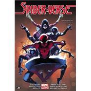 Spider-Verse by Slott, Dan; Gage, Christos; Hine, David; Sapolsky, Fabrice; Camuncoli, Giuseppe, 9780785190356