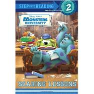 Scaring Lessons (Disney/Pixar Monsters University) by RH DISNEY, 9780736430357