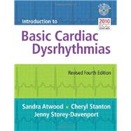 Introduction to Basic Cardiac and Dysrhythmias by Atwood, Sandra, 9781284040357