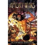 The Amory Wars: The Second Stage Turbine Blade Ultimate Edition by Sanchez, Claudio; Guzman, Gabriel; Vasquez, Gus, 9781608860357