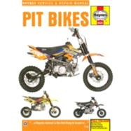 Haynes Pit Bikes Service and Repair Manual by Cox, Penny, 9781785210358
