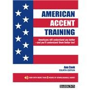 American Accent Training by Cook, Ann, 9781438010359