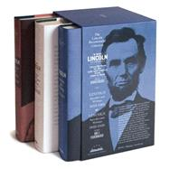 The Library of America Lincoln Bicentennial Collection: Lincoln Speeches and Writings 1832-1858/The Lincoln Anthology, Great Writers on His Life and Legacy from 1860 to Now/Lincoln Speeches and Writings 185 by Holzer, Harold, 9781598530360