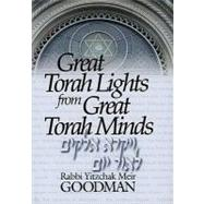 Great Torah Lights from Great Torah Minds : Devorim by Goodman, Y. M., 9781934440360