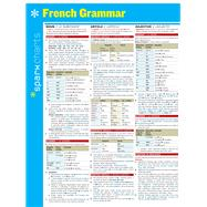 French Grammar SparkCharts by Unknown, 9781411470361