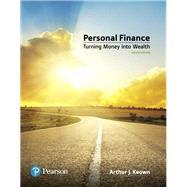 PERSONAL FINANCE by Keown, Arthur J., 9780134730363