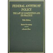 Federal Antitrust Policy by Hovenkamp, Herbert, 9780314290366