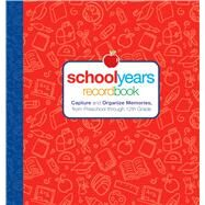 School Years Record Book by Casey, Kim, 9781606520369