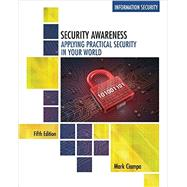 Security Awareness Applying Practical Security in Your World by Ciampa, Mark, 9781305500372