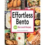 Effortless Bento by SHUFU-NO-TOMO, 9781939130372