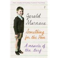 Something for the Pain by Murnane, Gerald, 9781925240375
