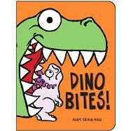 Dino Bites! by Hall, Algy Craig, 9781906250379