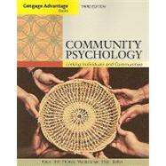 Cengage Advantage; Community Psychology: Linking Individuals and Communities by Kloos, Bret; Hill, Jean; Thomas, Elizabeth; Wandersman, Abraham; Dalton, James H., 9781111830380