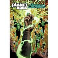 Planet of the Apes/Green Lantern by Thompson, Robbie; Jordan, Justin; Bagenda, Barnaby, 9781684150380