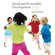 Social and Personality Development by Shaffer, David R., 9780495600381