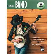 Complete 5-string Banjo Method by Luberecki, Ned, 9781470630386