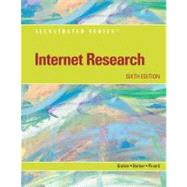Internet Research Illustrated by Barker, Donald I.; Barker, Melissa; Pinard, Katherine T., 9781133190387