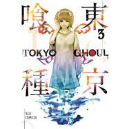 Tokyo Ghoul, Vol. 3 by Ishida, Sui, 9781421580388