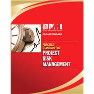 Practice Standard for Project Risk Management by Project Mangement Institute, 9781933890388