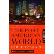 The Post-American World: Release 2.0 by ZAKARIA,FAREED, 9780393340389