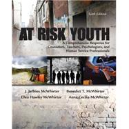 At Risk Youth by McWhirter, 9781305670389