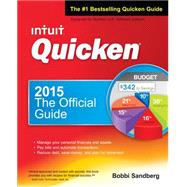 Quicken 2015 The Official Guide by Sandberg, Bobbi, 9780071850391