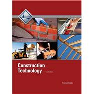 Construction Technology Trainee Guide by NCCER, 9780134130392