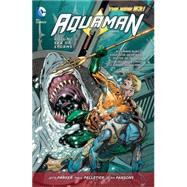 Aquaman Vol. 5: Sea of Storms (The New 52) by PARKER, JEFFPELLETIER, PAUL, 9781401250393
