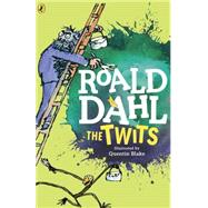 The Twits by Dahl, Roald; Blake, Quentin, 9780142410394