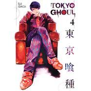 Tokyo Ghoul, Vol. 4 by Ishida, Sui, 9781421580395