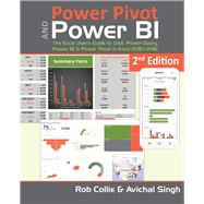 Power Pivot and Power Bi by Collie, Rob; Singh, Avichal, 9781615470396