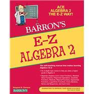 E-z Algebra 2 by Clemens, Margaret B., 9781438000398