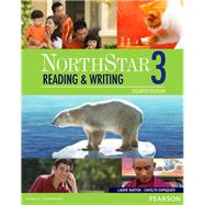 NorthStar Reading and Writing 3 with MyEnglishLab by Barton, Laurie; Dupaquier Sardinas, Carolyn, 9780132940399