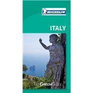 Michelin Green Guide Italy by Michelin Travel Publications, 9782067190399