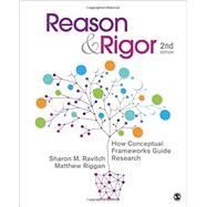 Reason & Rigor by Ravitch, Sharon M.; Riggan, Matthew, 9781483340401