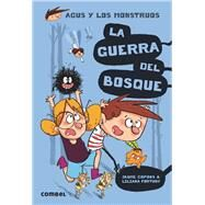 La guerra del bosque by Copons, Jaume; Fortuny, Liliana, 9788491010401