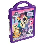 My Little Pony the Movie Book & Magnetic Play Set by Upton, Rachael, 9780794440404