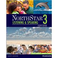 NorthStar Listening and Speaking 3 with MyEnglishLab by Solorzano, Helen S; Schmidt, Jennifer, 9780132940405
