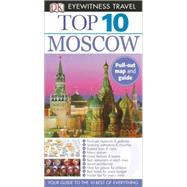 Top 10 Moscow by DK Publishing, 9781465410405